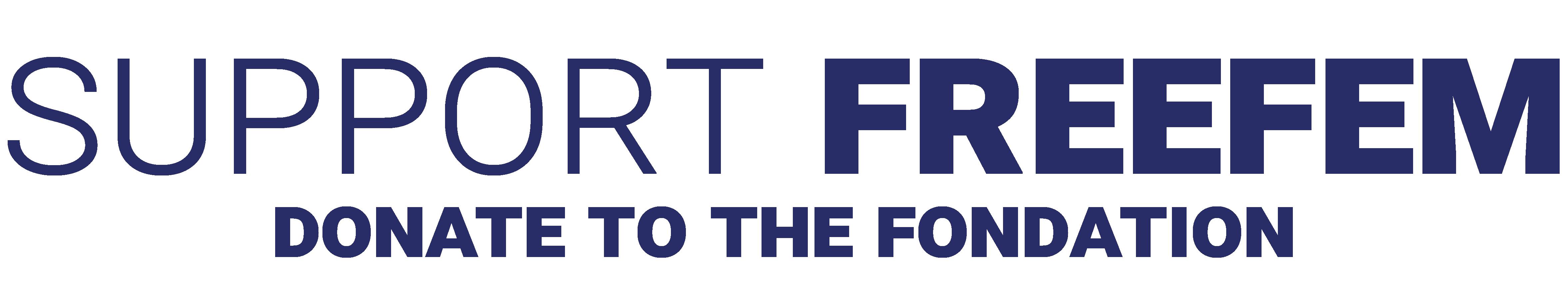 FreeFEM Fondation